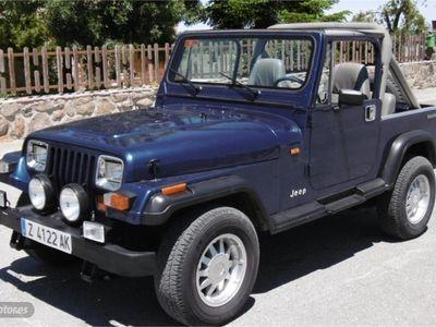 usado Jeep Wrangler 2.5I HARD TOP