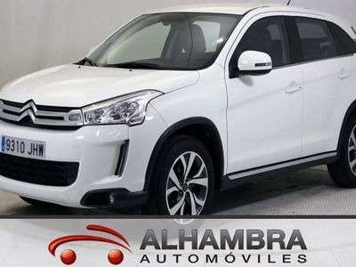 usado Citroën C4 Aircross 1.6HDI S&S Collection 4WD 115