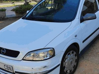 usado Opel Astra 1.7DtI Club