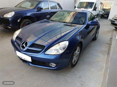 usado Mercedes SLK200 SLKK