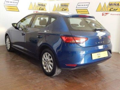 brugt Seat Leon 1.6TDI CR S&S Style 110