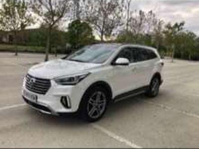 usado Hyundai Grand Santa Fe 2.2CRDi Style 4x4 Aut. 200