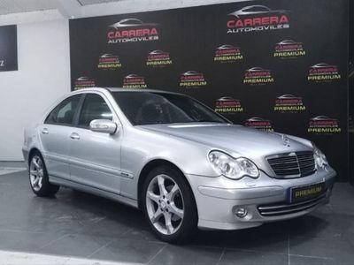 usado Mercedes C220 Clase CCDI SPORT EDITION