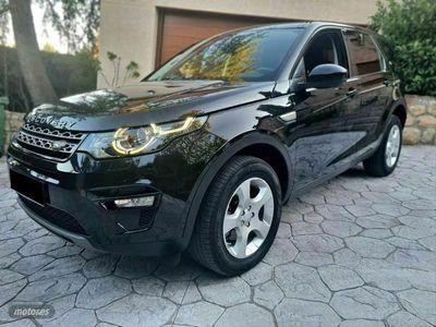 usado Land Rover Discovery 2.0L eD4 110kW 150CV 4x2 Pure