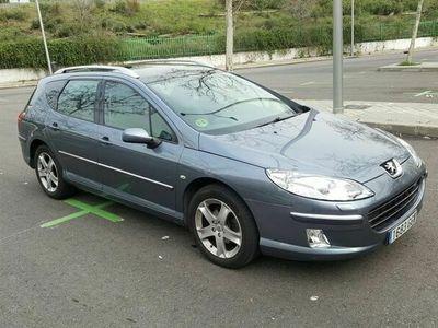 usado Peugeot 407 SW 2.0HDI Premium