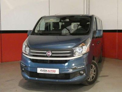 usado Fiat Talento M1 1.6 Ecojet Base Largo 1,2 89kW