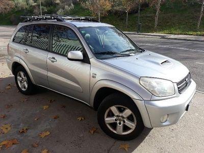 brugt Toyota RAV4 2.2D-4D Premium