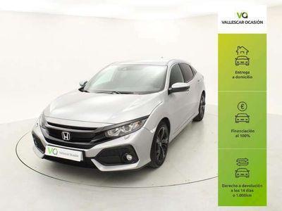 usado Honda Civic ELEGANCE NAV 1.0 I-VTEC TURBO 129 CV 5P
