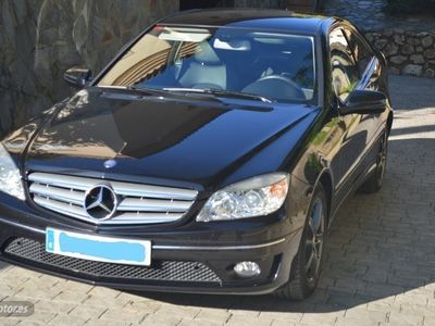 usado Mercedes CLC220 ClaseCDI AUTOMATICO 150 CV