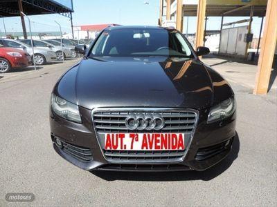 usado Audi A4 Avant 2.0 TDI 143cv