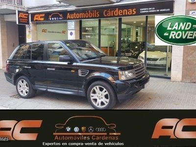 usado Land Rover Range Rover Sport 2.7 TDV6 HDE TECHO-NSVI-XENON-CUERO BEIGE
