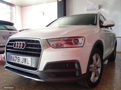 usado Audi Q3 Design edition 2.0 TDI 110kW 150CV