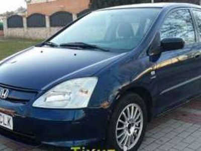 usado Honda Civic Gasolina