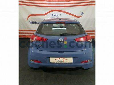 usado Hyundai i20 I201.2 Elegant 85 cv en Palmas, Las