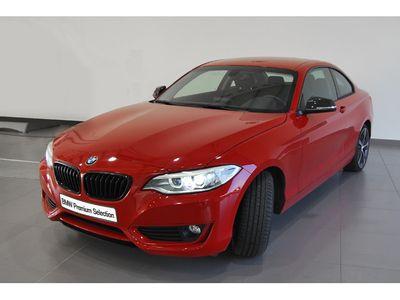 usado BMW 218 Serie 2 i Coupe
