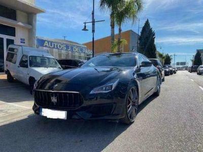 usado Maserati Quattroporte en Málaga (Málaga)
