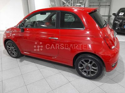 usado Fiat 500C LOUNGE 1.2 69CV EU6 2P 3p