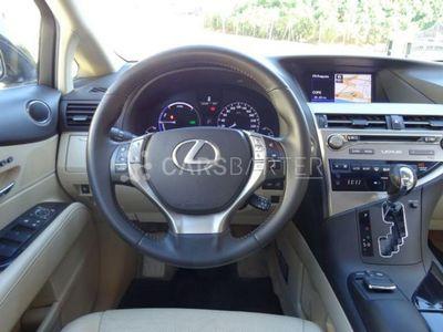 usado Lexus RX450h 5p