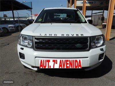 gebraucht Land Rover Freelander 2.2 Td4 E StopStart 150cv