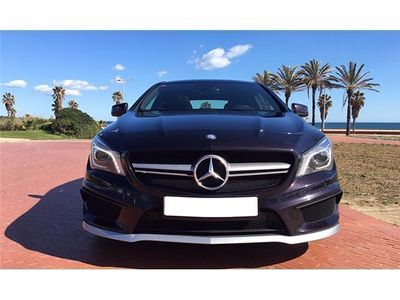 usado Mercedes CLA45 AMG