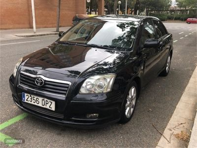 used Toyota Avensis 2.2 D4D Clean Power Executive