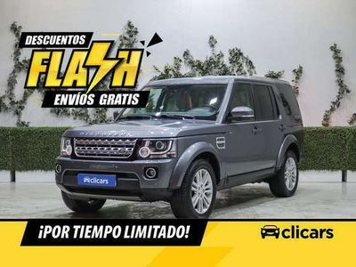 usado Land Rover Discovery 4 3.0 SDV6 SE 255cv