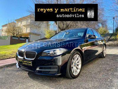 usado BMW 518 518 dA 4p