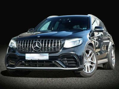 "usado Mercedes GLC63 AMG AMG 4M+ COMAND TechoPano Bola LED ILS 20"" AMG"