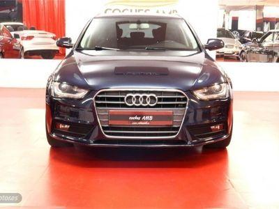 gebraucht Audi A4 Avant 2.0TDI DPF Multitronic