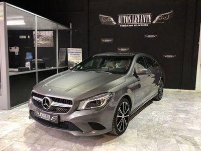 usado Mercedes 200 Clase CLA Shooting BrakeUrban 7G-DCT