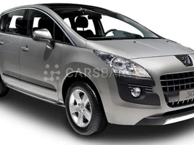 usado Peugeot 3008 HYbrid4 147 kW (200 CV) 5p