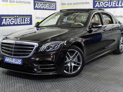 usado Mercedes S450 L AMG Line Hybrid FULL EQUIPE