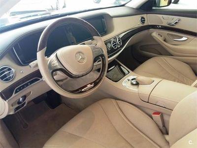 usado Mercedes S350 Clase SBluetec 4p. -15