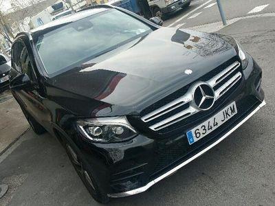 usado Mercedes GLC220 d 4Matic AMG