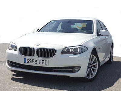 usado BMW 520 d Leomotor Asturias en Lugones.