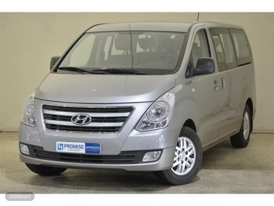 gebraucht Hyundai H-1 H-1Travel 2.5CRDi Tecno 136