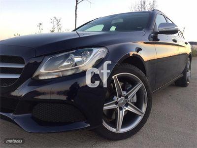 usado Mercedes C250 Clase CBlueTEC 4Matic Avantgarde Estate