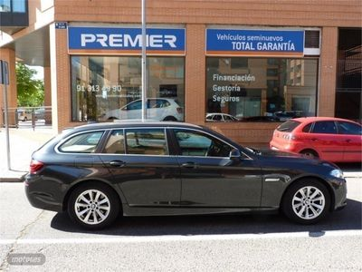 brugt BMW 520 Serie 5 dA Touring