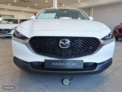 usado Mazda CX-30 NUEVO SKYACTIV-G 2.0 90 KW (122 CV) 2WD MT ZENITH [ETIQUETA ECO]