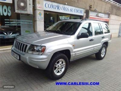 gebraucht Jeep Grand Cherokee 2.7 CRD Laredo