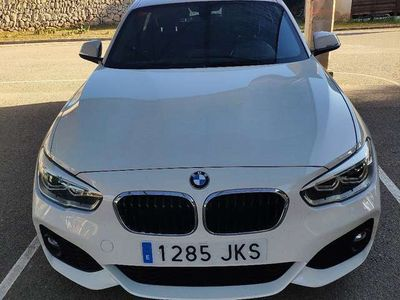 usado BMW 116 Serie 1 F20 5p. Diesel Essential Plus M-Sport Edit