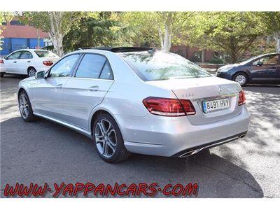 usado Mercedes E250 CDI Avantgarde 4MATIC 7G NAVI LED TECHO