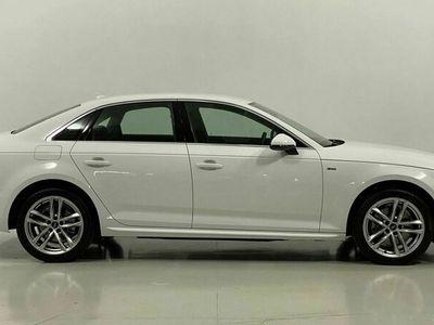 usado Audi A4 S line edition 40 TFSI 140(190) kW(CV) S tronic