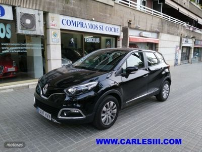 usado Renault Captur Helly Hansen Energy TCe 90 SS eco2