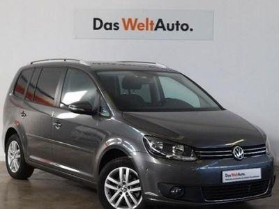 usado VW Touran 105CV 2015 20749 KM € 18900.00