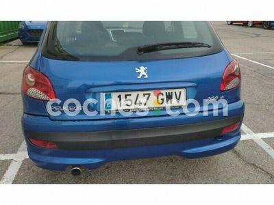 usado Peugeot 206+ 1.1i 60 cv en Madrid