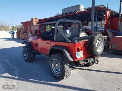usado Jeep Wrangler 4.0I