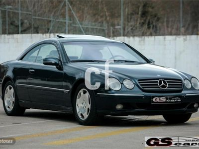 usado Mercedes CL600 Clase CL