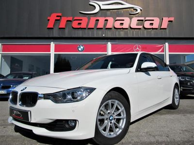 usado BMW 320 I 184CV XENON, NAV, BLUETOOTH, IMPOLUTO!!!