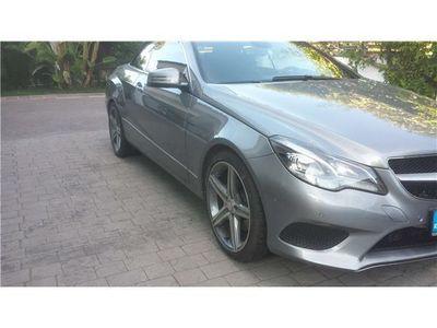 usado Mercedes E250 Cabrio
